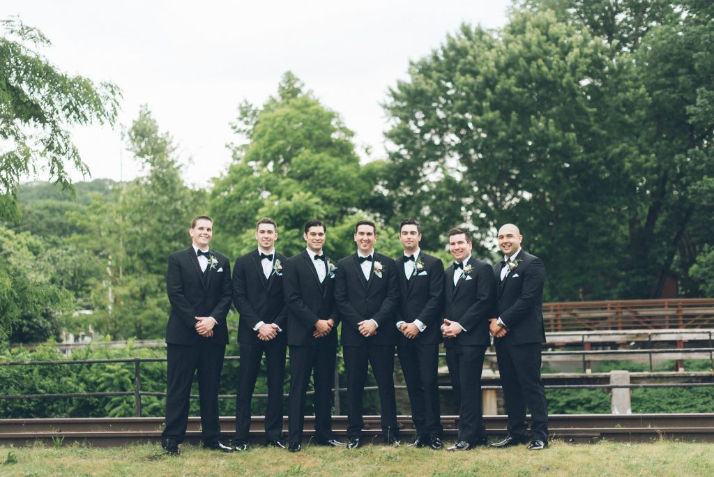 Lambertville Station wedding in Lambertville, NJ - captured by Northern NJ photo documentary wedding photographer Hey Karis.