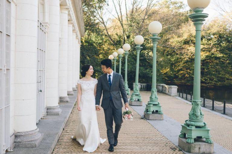 NYC wedding captured by photo documentary NYC wedding photographer Hey Karis.